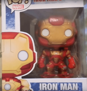Iron Man Falso