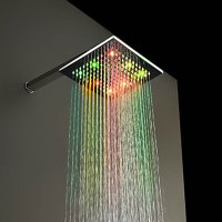 Shower Head with Color Led Lights - FunkThisHouse.com