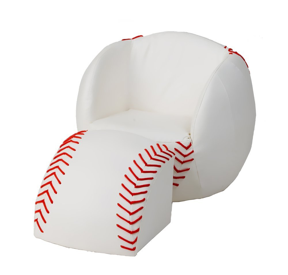 Kids Baseball Chair