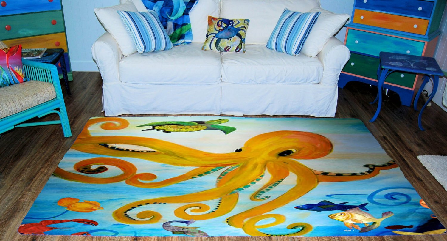 Whimsical Area Rugs