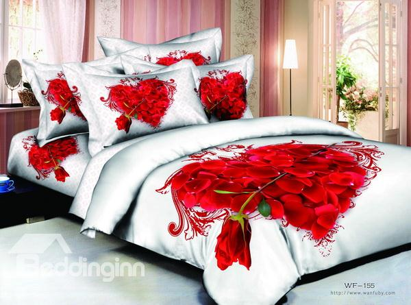 Love Themed Bedding