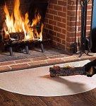 Fireproof Hearth Rug