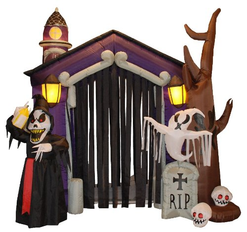 Inflatable Halloween Lawn Decoration