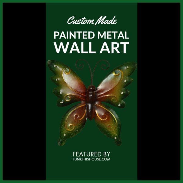 Custom Metal Wall Art