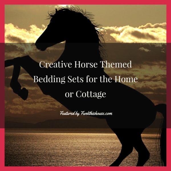 Horse Bedding Sets