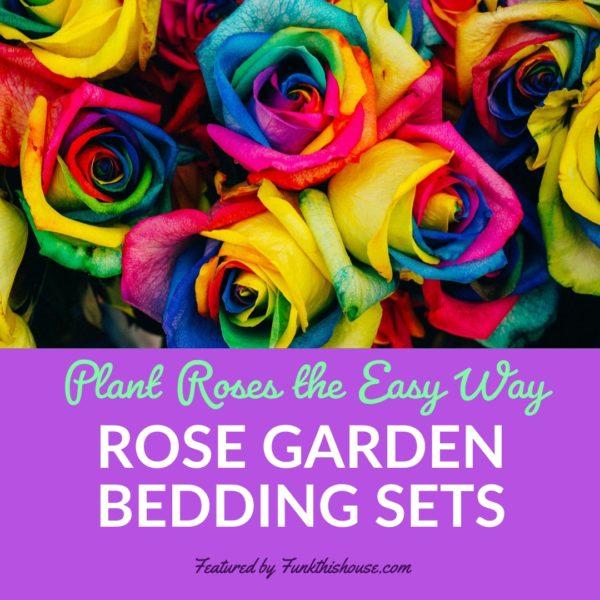 Rose Bedding Sets