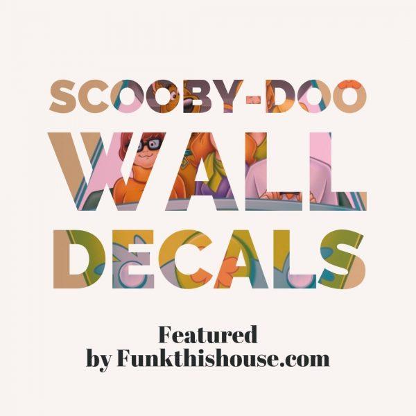 Scooby-Doo Wall Decals