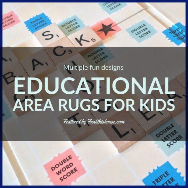 Educational Area Rugs