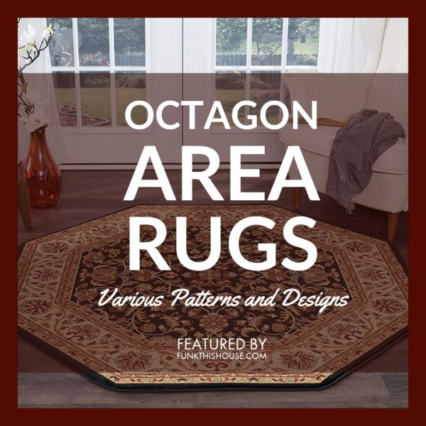 Octagon Area Rugs