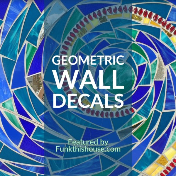 Geometric Wall Decals