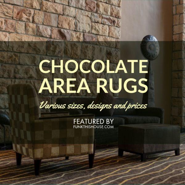 Chocolate Area Rugs