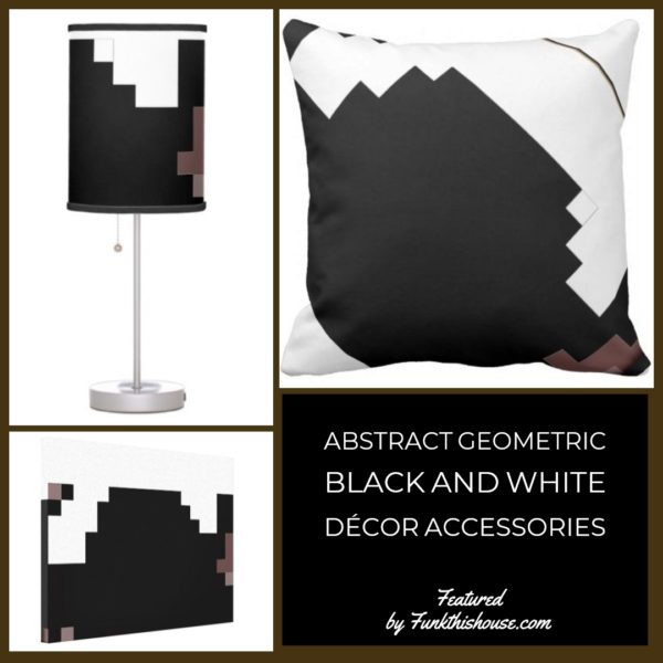 Geometric Abstract Home Decor Accessories