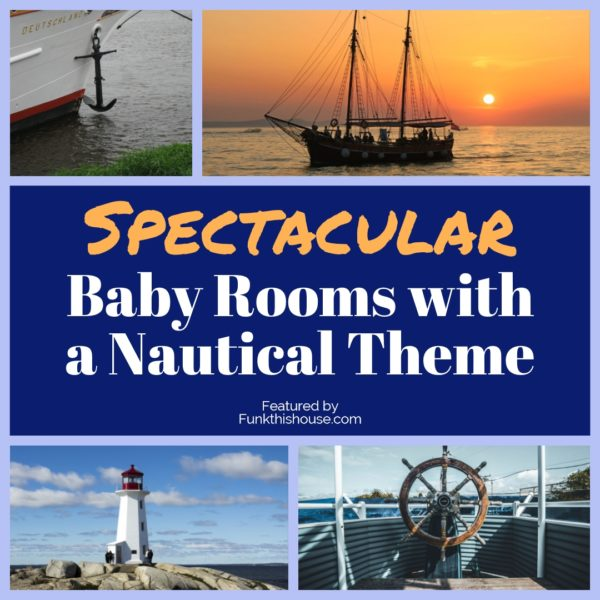 Baby Rooms with a Nautical Theme
