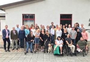 Sommarskolan om funktionshinder och mänskliga rättigheter arrangerades den 21-24 augusti på Furuboda folkhögskola.