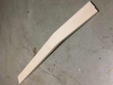 laminated maple neck blank