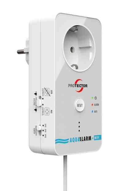Wasseralarm wifi