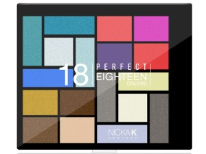 Perfect Eighteen Colors Eyeshadow Palette – AP026