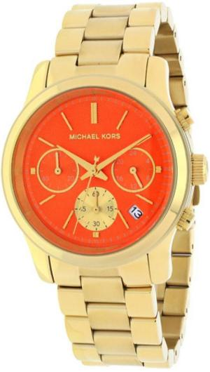 Michael Kors – MK6162 Gold Plated case, with Gold Plated Bracelet