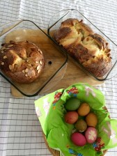 My Easter bread was so yummy this year :)