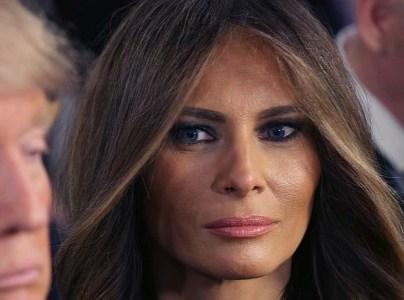 Melania Trump - Russian Spy
