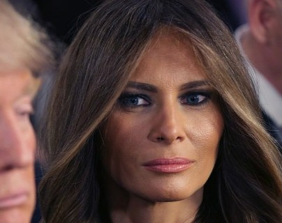 Melania Trump - Russian Spy