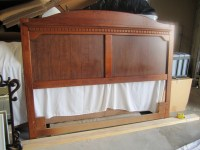 DIY: Upholstering Headboards | The Funky Bear