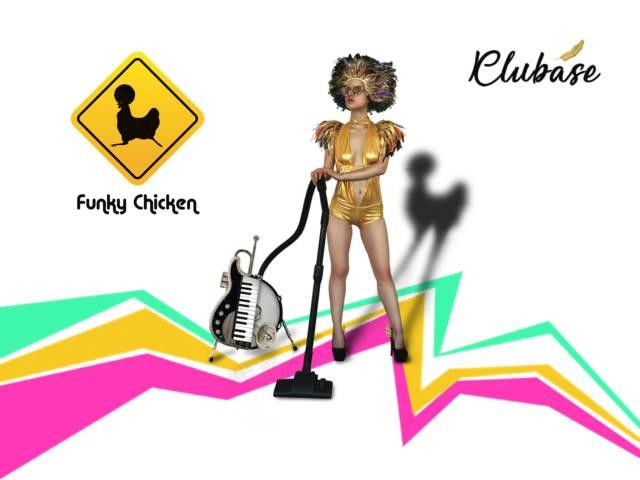 Funky Chicken Clubase wallpaper 2048x1536