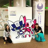 Meet our Tokyo 2020 Olympic Volunteers