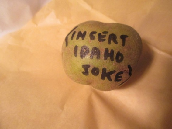 Insert Idaho Joke