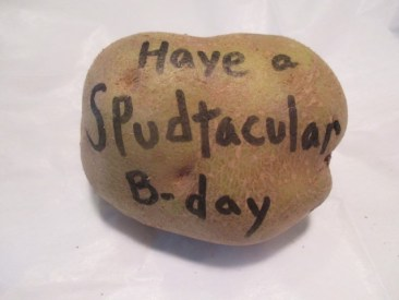 Have a spudtacular day