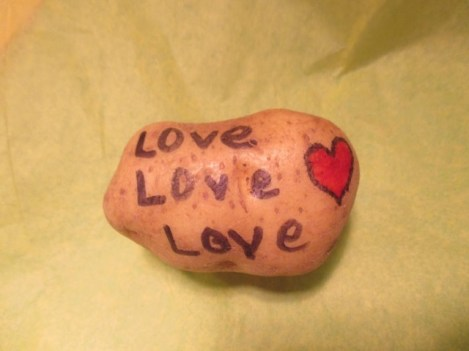 Love Potato - Send a Potato Bouquet