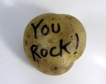 you-rock-potato