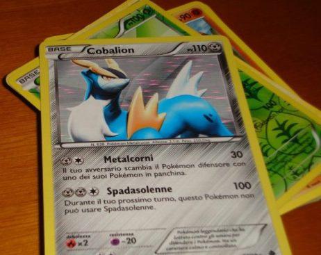 Pokemon Valentine Glitter Bomb Card