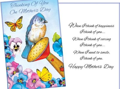 Happiness, Caring, Smiling - Mother's Day Card Sent for You