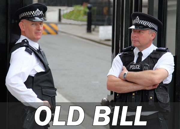 Slang - Old Bill