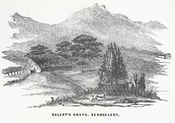 Gelert's Grave Beddgelert