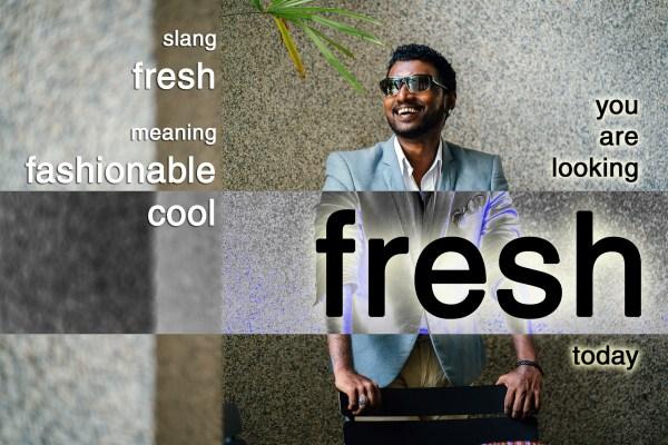 fresh-slang