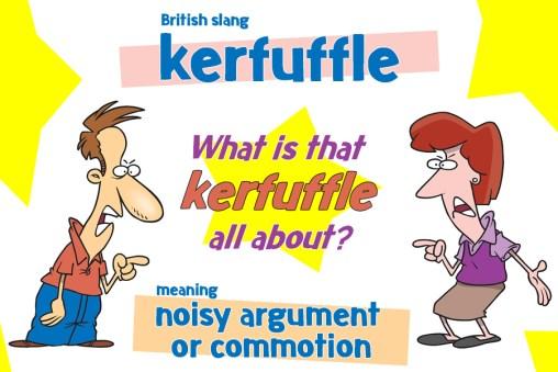 kerfuffle slang
