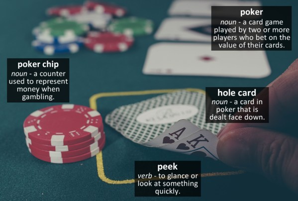 poker vocabulary