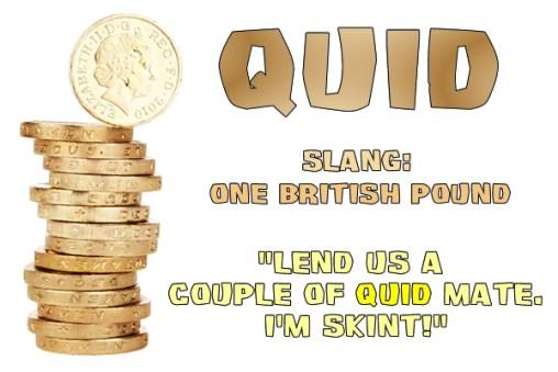 Slang - Quid
