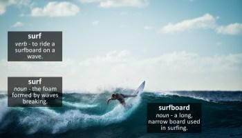 surf vocabulary