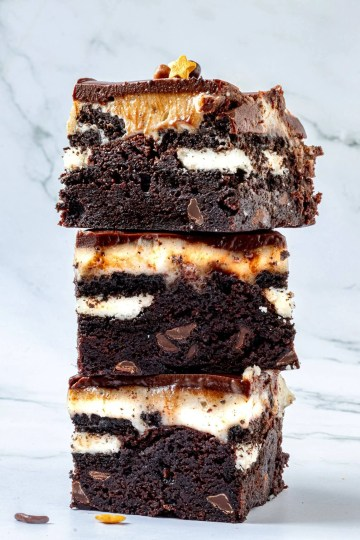Recept voor oreo brownies