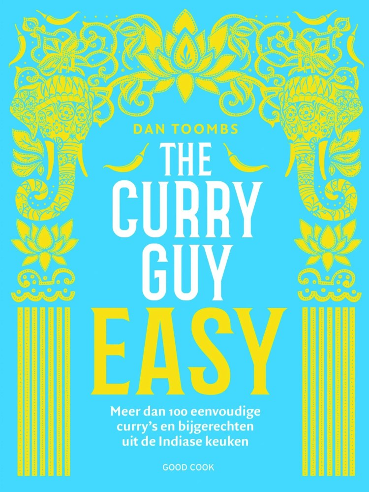 Kookboekreview the curry guy easy