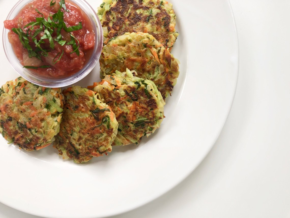 Cucuzza Fritters 4