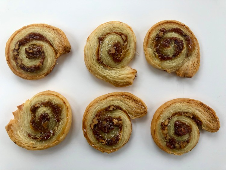 Sweet Potato Butter Pinwheels 2