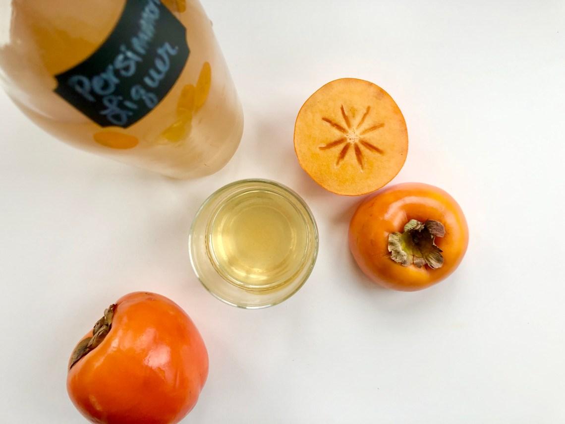 Persimmon Liqueur 2