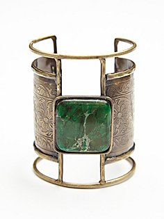 Embossed Plate Cuff CHF 48.94