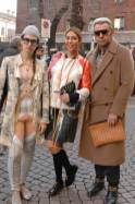 Fab fashion designers and blogger Paolo Sfarra