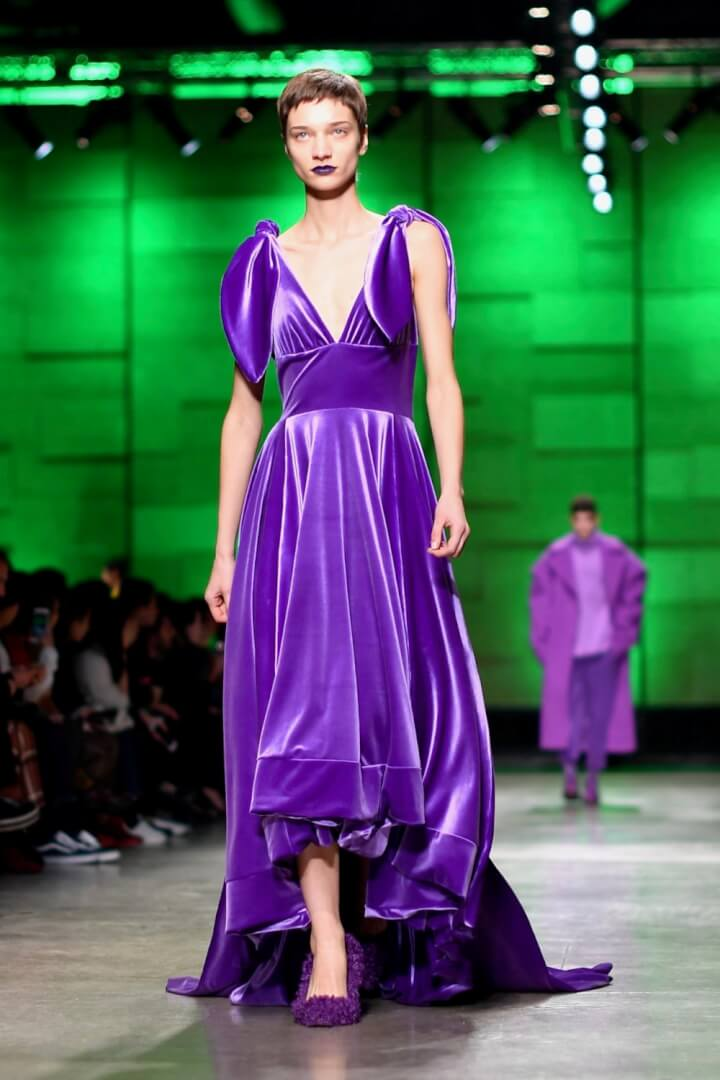 10 Monochrome Inspiration's direct from Milan Fashion Week - FunkyForty | Funky Life style and Fashion