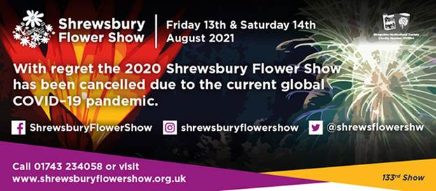 Shrewsbury Virtual Flower Show